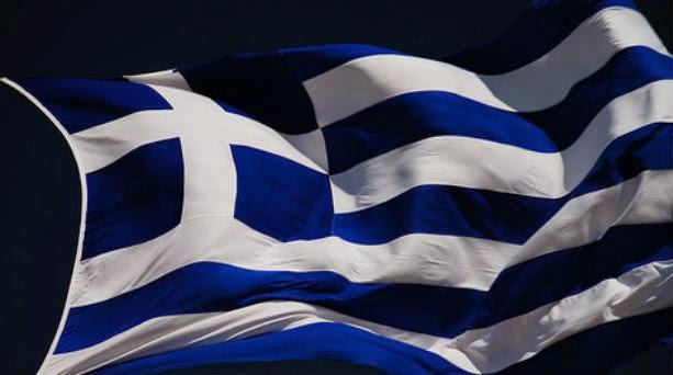 1η Ιανουαρίου 1822 ορίζονται τα χρώματα της Ελληνικής σημαίας