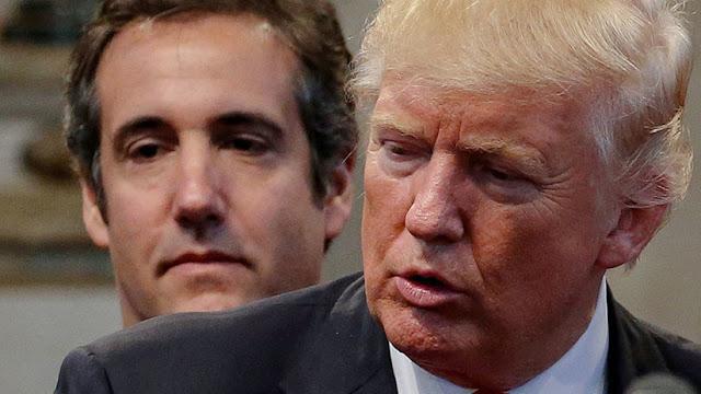 Trump afirma que de sus fondos provinieron los pagos que hizo Michael Cohen y no de la campaña