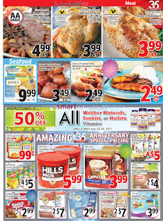 Quality Foods Flyer May 22 – 28, 2017