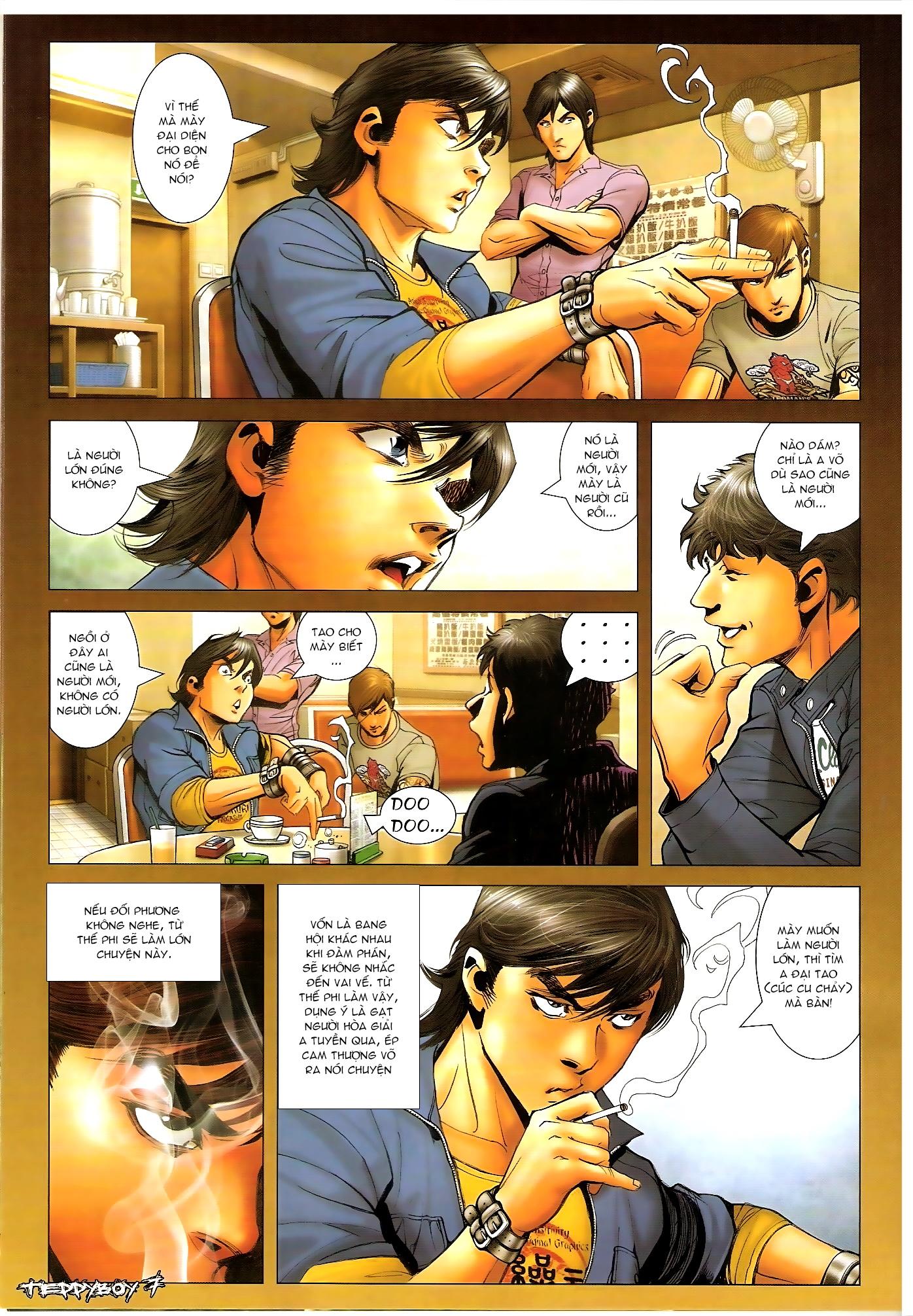 Người Trong Giang Hồ - Chapter 1293: Hạo Nam tái hiện - Pic 4