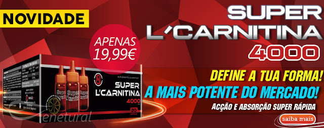 Super L-Carnitina 4000