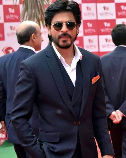 Shah Rukh Khan Photo during a Bollywood  past event | Courtesy of Facebook