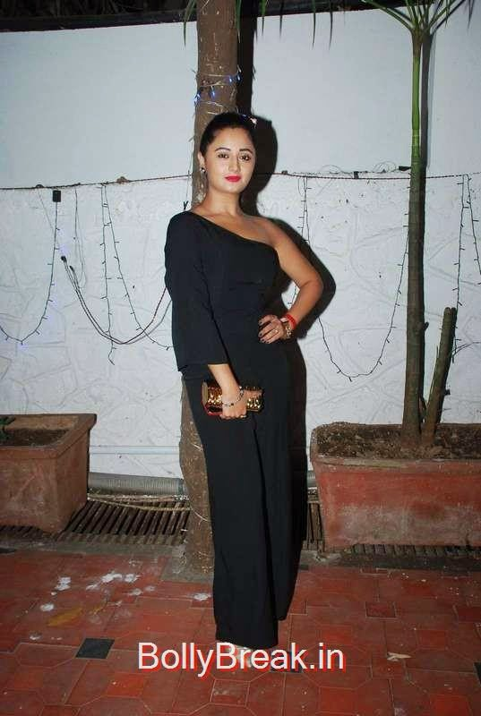 Rashmi Desai, Hot HD Pics Of Sapna Pabbi,Debina Bonnerjee, and Rakhi Sawant At Gurmeet Choudhary Celebrate Gurmeet Choudharys Birthday