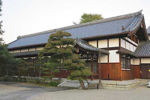 Hosenji Temple, Seto city, Aichi Prefecture, Japan.