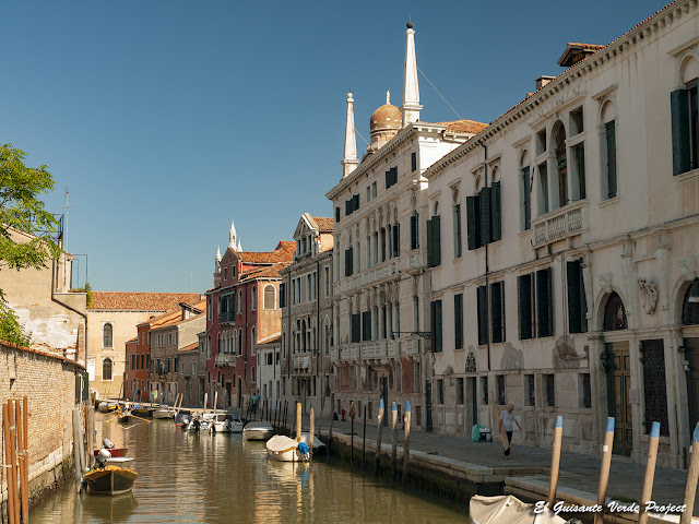 Cannaregio - Venecia por El Guisante Verde Project