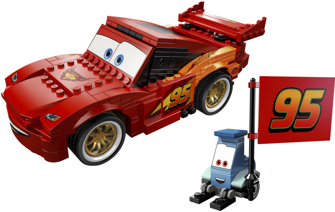 The Brick Brown Fox Lego Cars 2 Sets