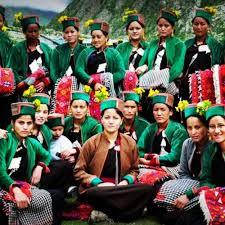Kinnauri Peoples