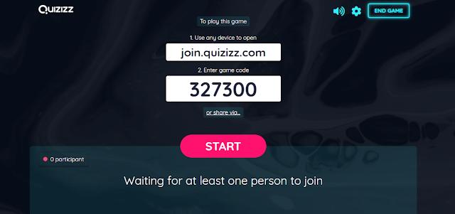 Tutorial Lengkap Membuat Kuis Online Dengan Quizizz.com