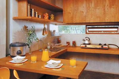 Sejarah Singkat Tentang Terciptanya Kitchen Set