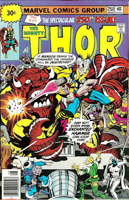 Thor #250, Mangog is back
