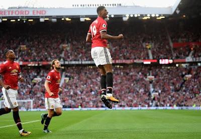 Mengamankan Kemenangan Lagi, United Ribas Leicester