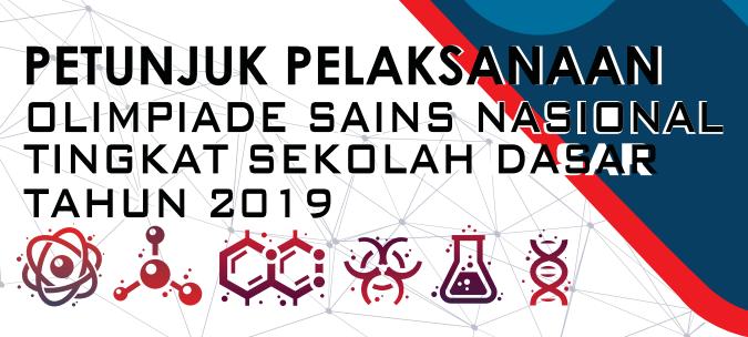 Juklak – Juknis Osn SD Tahun 2019