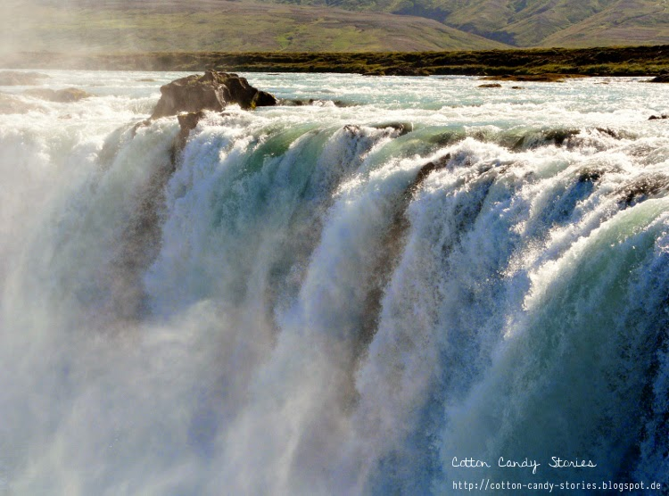 Goðafoss im Norden Islands