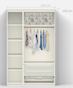 kleines gelbes haus pax birkeland kleiderschrank. Black Bedroom Furniture Sets. Home Design Ideas