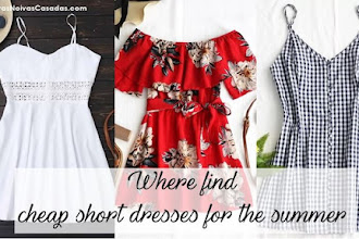 Where find cheap short dresses for the summer