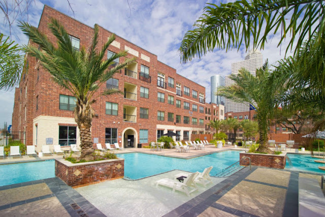 Furnished Apartments Houston City Centre