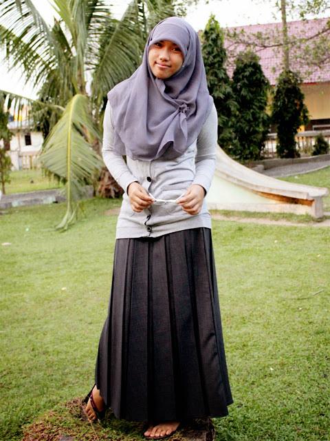 Model Rok Plisket Rempel Hijaber Murah Ramadhan 2016