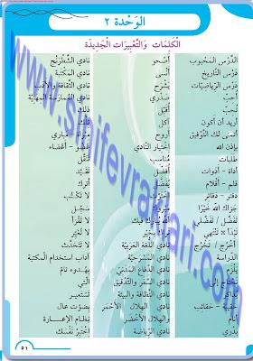 8. Sınıf Arapça Meb Yayınları Ders Kitabı Cevapları Sayfa 51