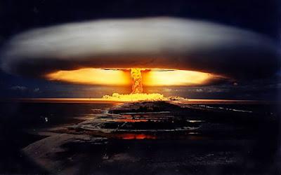 awan jamur nuklir