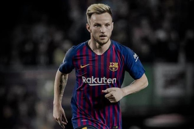 Report: Juve agree with Rakitic