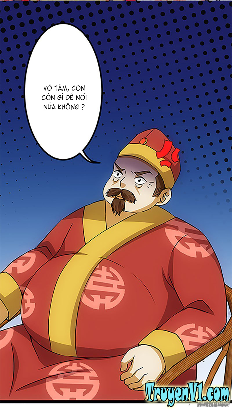 Vương Gia ! Ngươi Thật Bỉ Ổi ! chap 16 - Trang 11