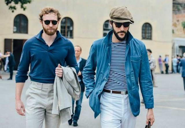 Lacoste Polo Style Fashion