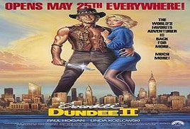 Crocodile Dundee II 1988 Watch Online