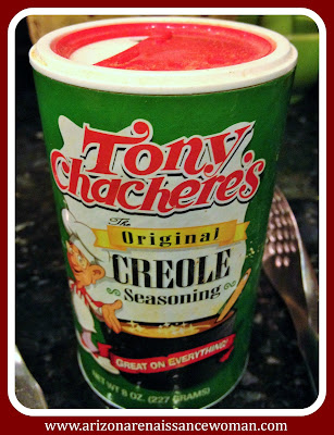 Tony Chachere's Creole Seasoning - Andouille Sausage Tacos - The Taco Project