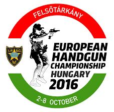 TIRO DEPORTIVO - IPSC. Campeonato Europeo. EHC 2016 Hungria