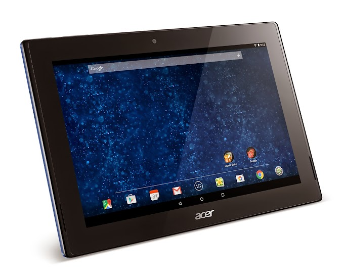 Acer introduces Acer Iconia Tab 10 for Education