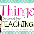 Ten things I've learned from Teaching Linky