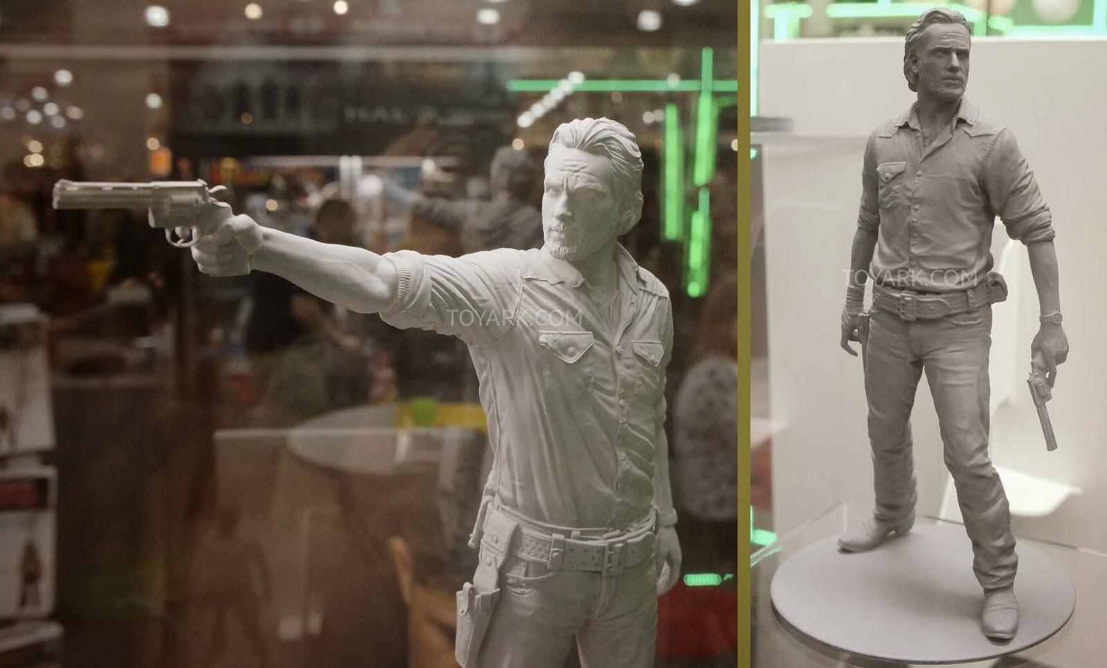 Toy Fair 2014 - Rick Grimes (McFarlane)