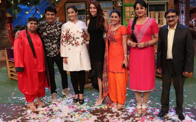 Manisha Koirala Promotes Dear Maya on The Sets of The Kapil Sharma Show
