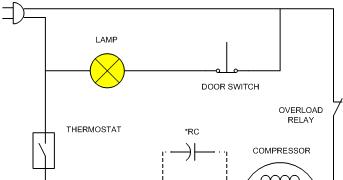 Prinsip Kerja Rangkaian Kulkas 1 Pintu Elektronika Bersama 2004 Mitsubishi Endeavor Fuse Box Diagram Mitsubishi Mini Split System Wiring Diagram Wiring ...