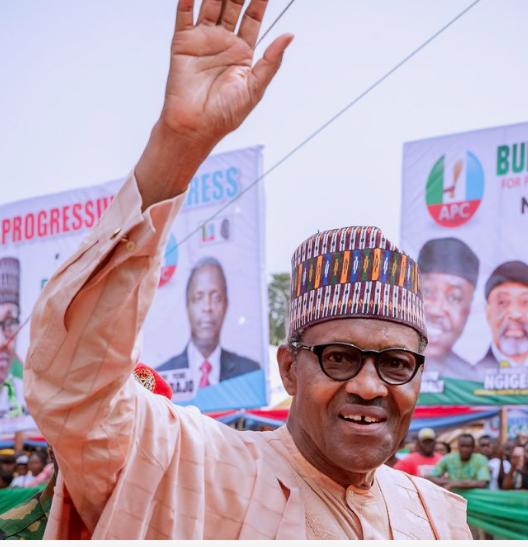 PDP REACTS AS INEC DECLARES PRESIDENT BUHARI WINNER OF FEB 23, PRESIDENTIAL ELECTION