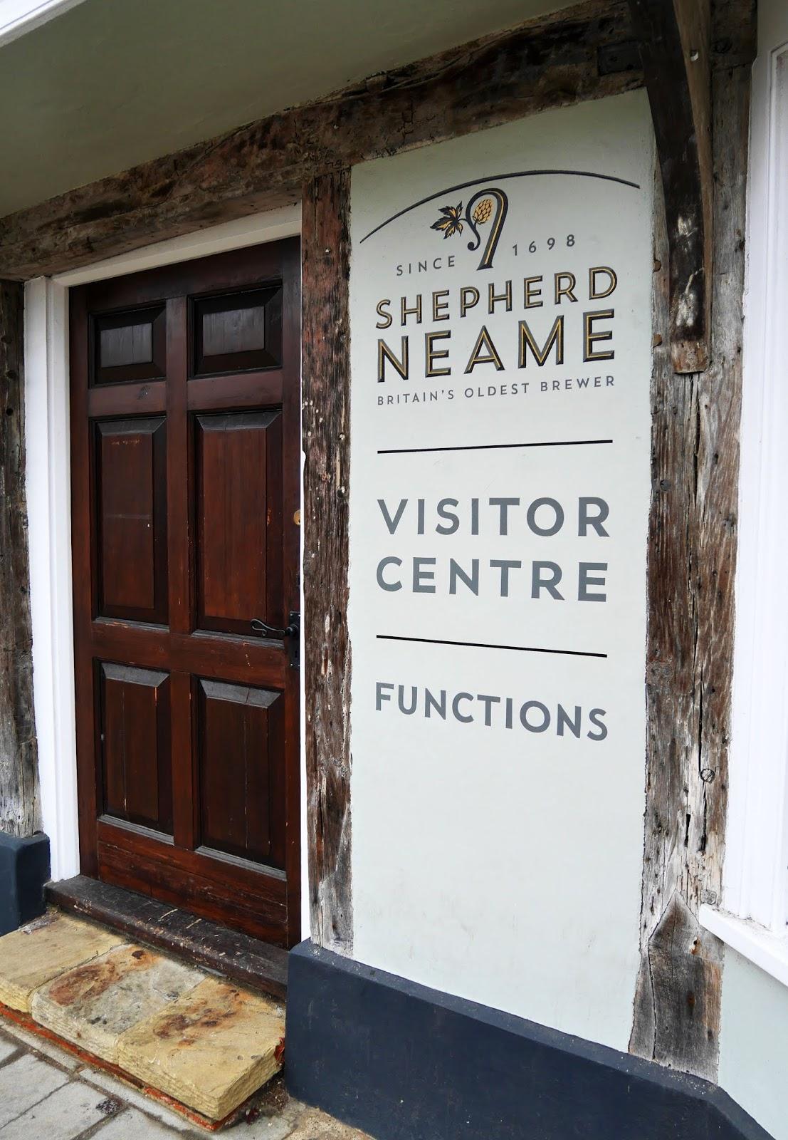 Shepherd Neame Visitor Centre, Faversham