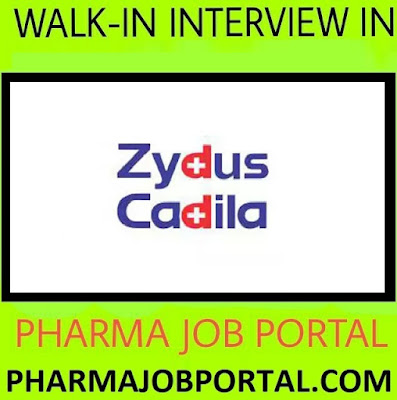 Zydus Healthcare Limited Urgent Drive For Quality Assurance, Quality Control