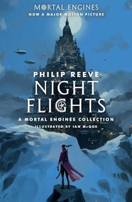 night flights book cover mortal engines