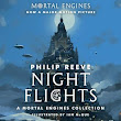 Night Flights featuring Anna Fang is now available for pre-order