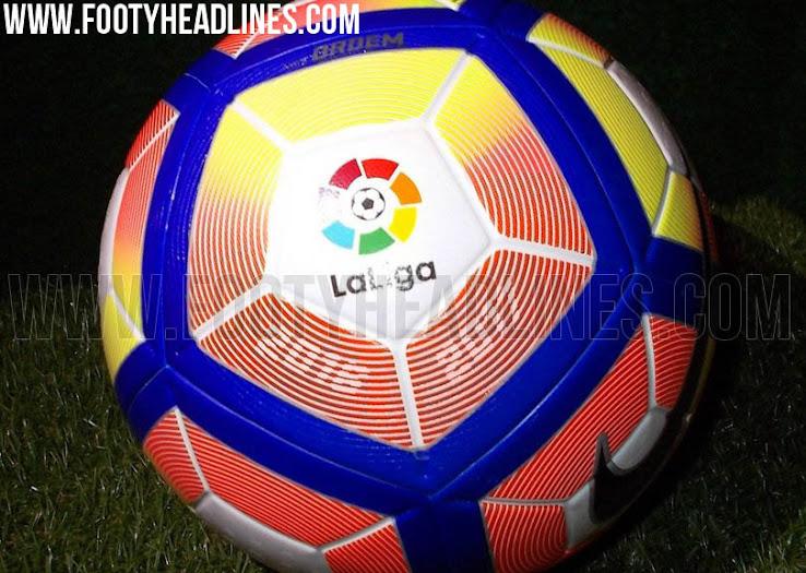 e368183cf3cd Leaked  The brand new Premier League football for 2016-17