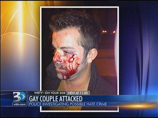 hate crimes and gay bashing