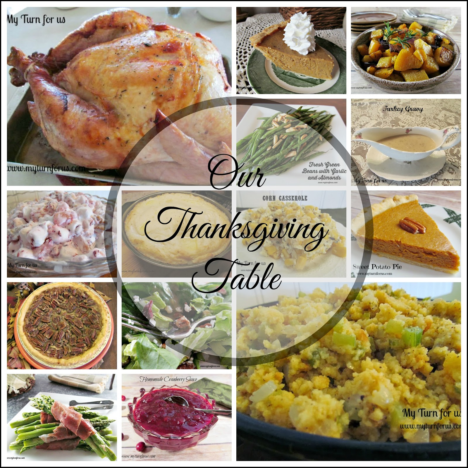 Favorite Thanksgiving Dishes For Your Table