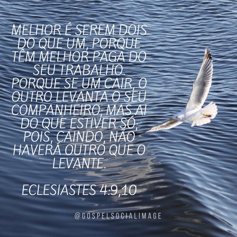 Imagem Bíblica Amizade Namorados