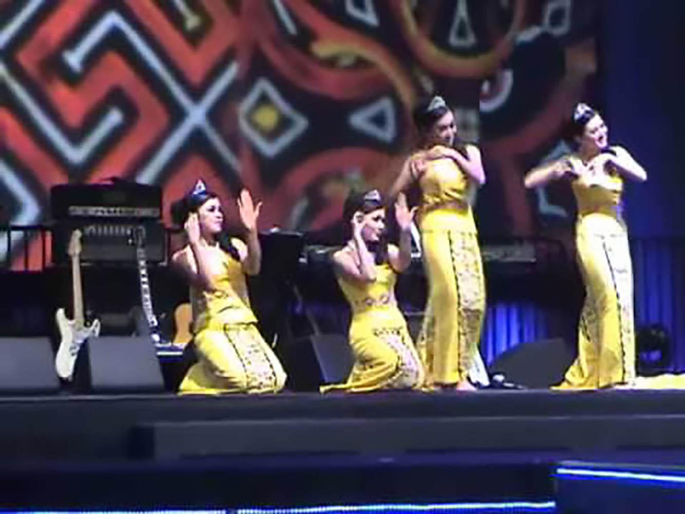 Tari Tumatenden, Tarian Tradisional Dari Provinsi Sulawesi Utara