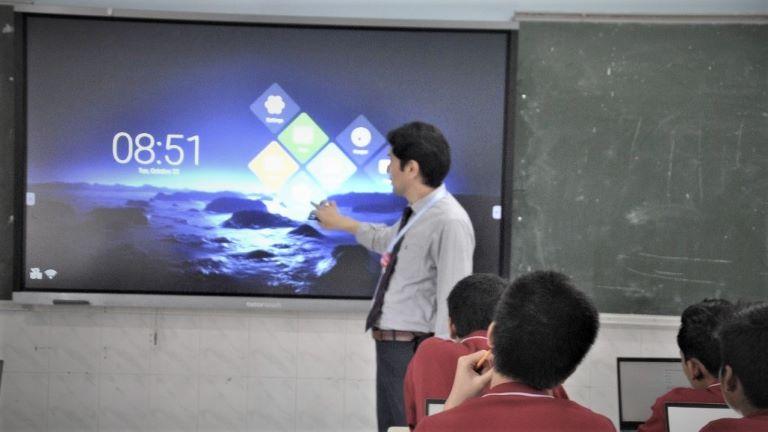 Contoh Proposal Pengajuan Bantuan Smartboard Untuk Sekolah / Madrasah
