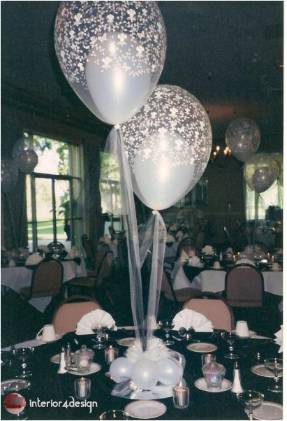 Wedding Decorations With Balloons And Flowers 18