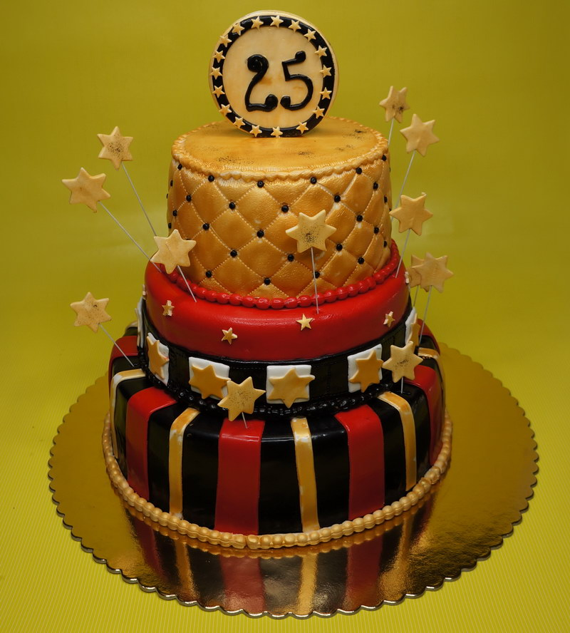 25th Birthday Cake Ideas For Him 116131