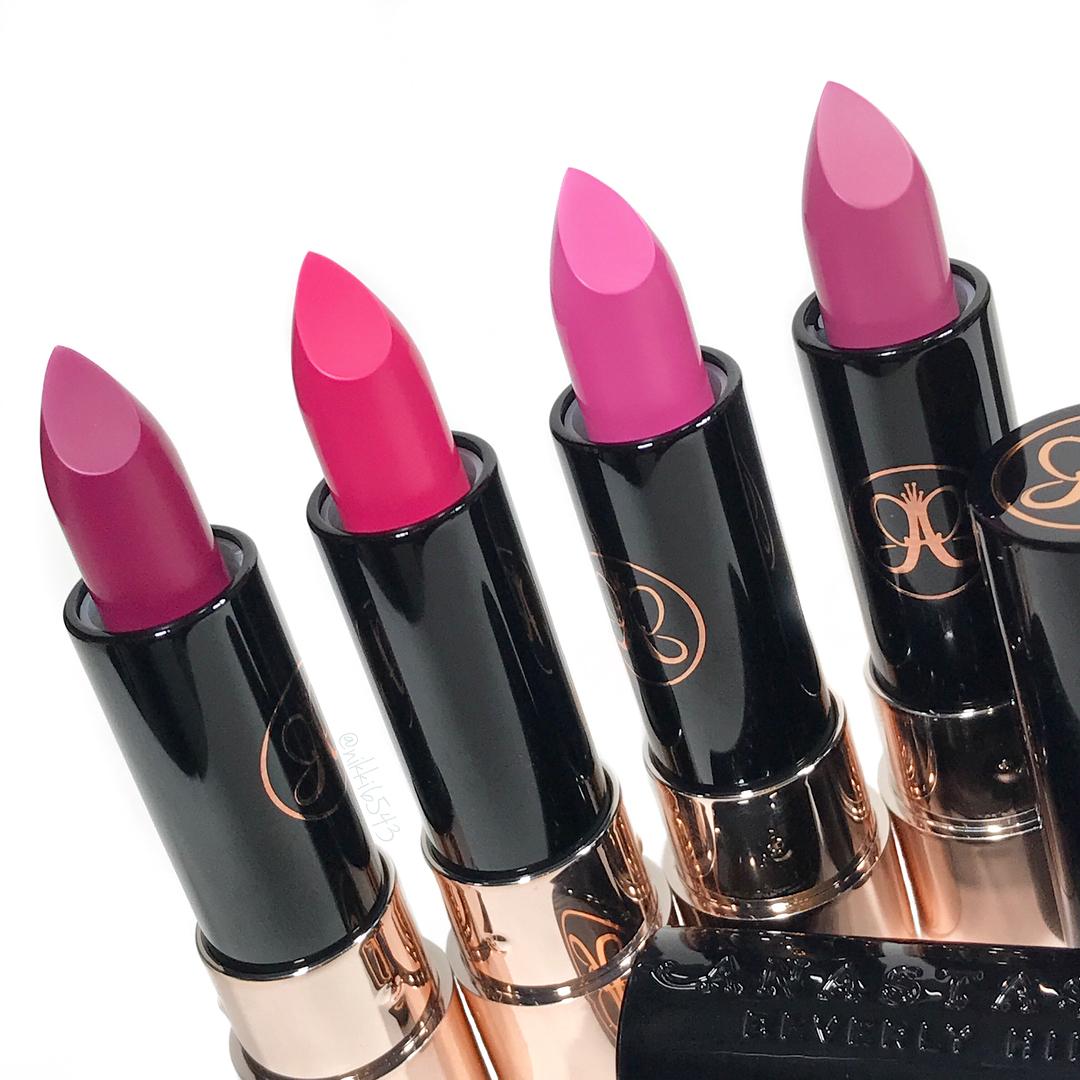 anastasia-beverly-hills-pink-matte-lipstick-set