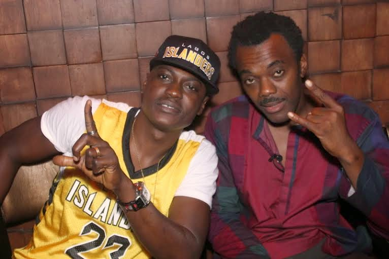 11 Pics: 2face, Annie, Sound Sultan, others turn up at DJ Babey Drews party