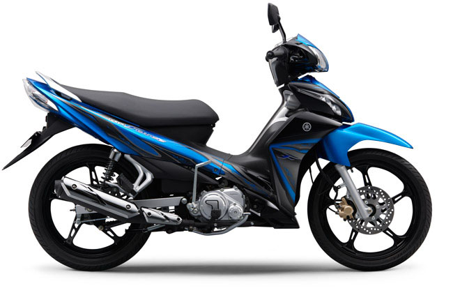 Yamaha Vega Force Motorcycle Specifications